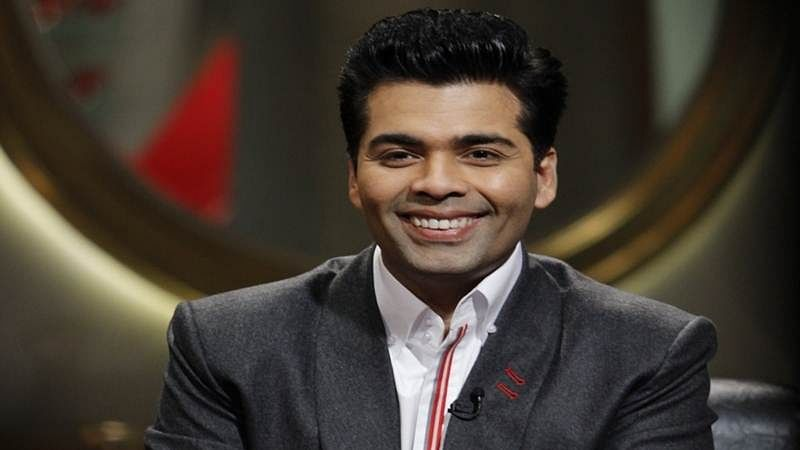 Karan Johar all set for some more coffee and chatter
