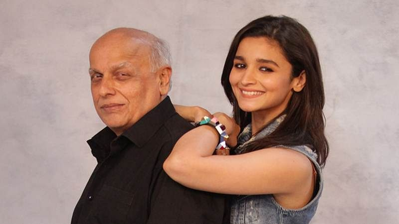 Mahesh Bhatt is territorial says Alia Bhatt