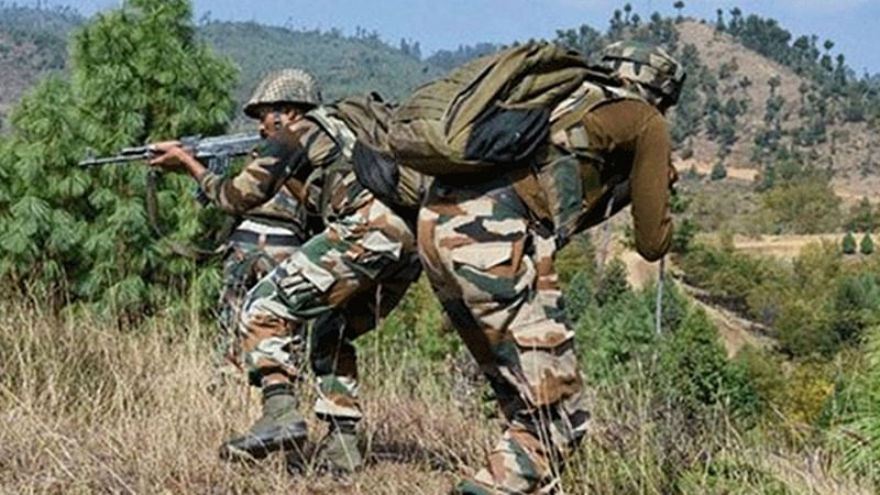 Poonch:  Fresh ceasefire violation by Pakistan