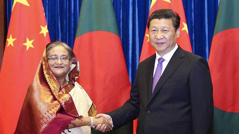 China, Bangladesh ink 26 agreements after Xi-Hasina talks