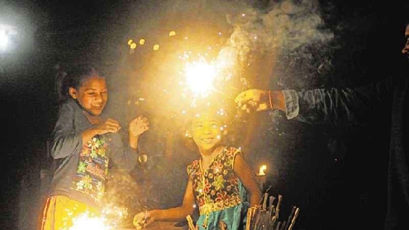 Students need to be encouraged to celebrate an eco-friendly and green Diwali: SC told