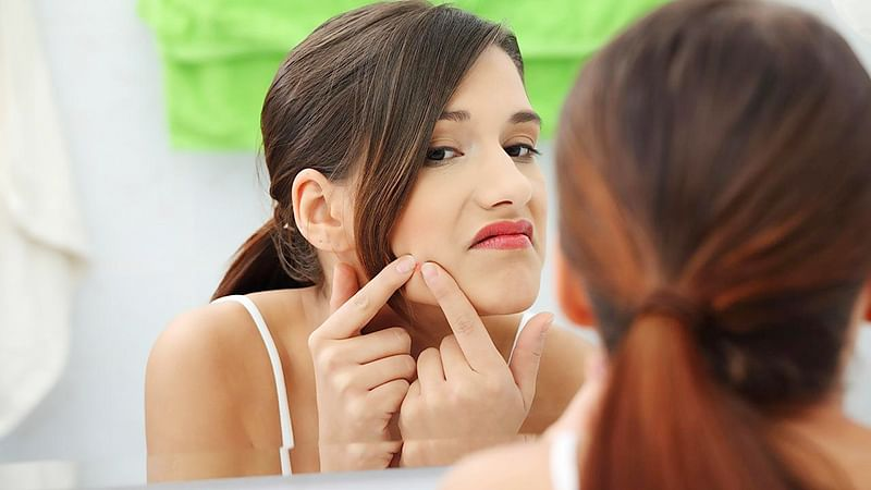 Acne protects you against ageing