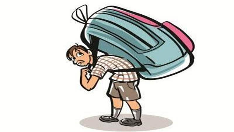 Meghalaya government puts cap on weight of school bags