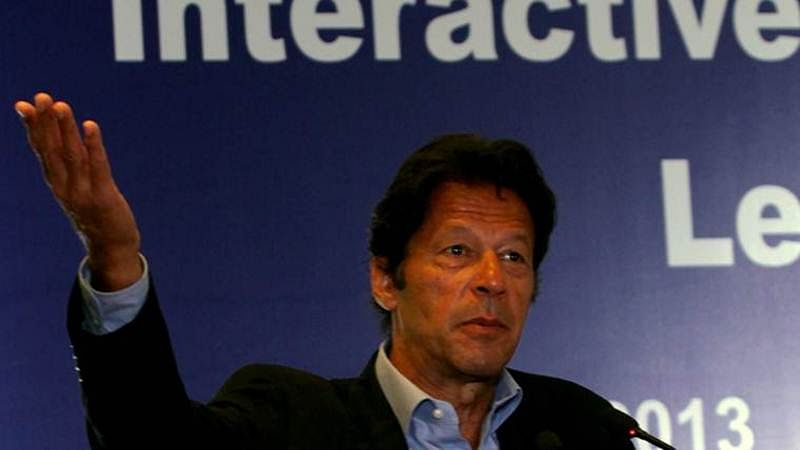 Ready to take on 'Sharif Mafia', says Imran Khan