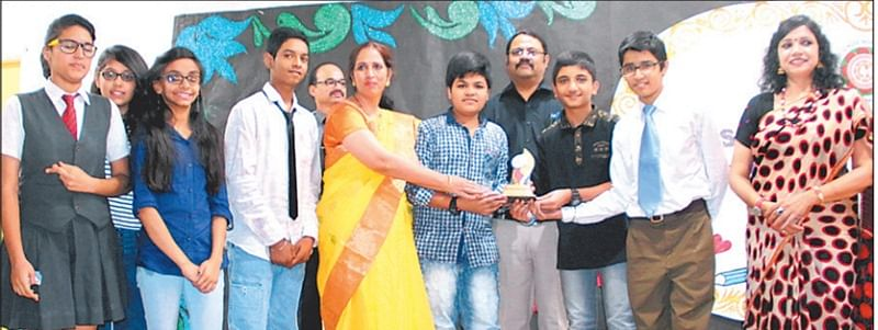 Sahodaya holds Ad Mad Show competition in Indore