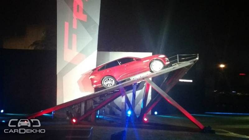 JLR India marks F-Pace entry with a grand event