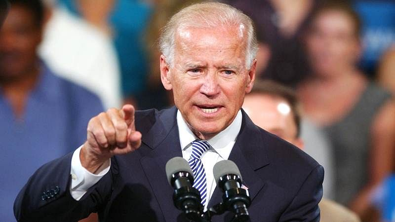 Joe Biden says he will be 'more mindful' about personal space