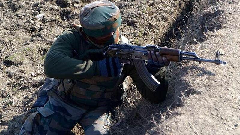 Pakistan violates ceasefire in Jammu, Rajouri, Kathua; girl injured