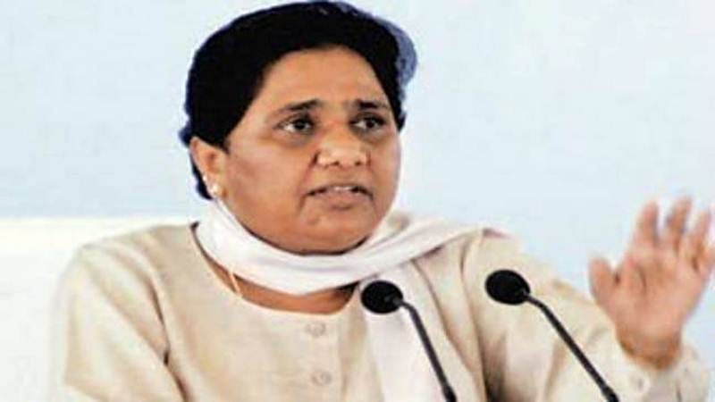 Mayawati slams Centre, UP government for Ayodhya projects