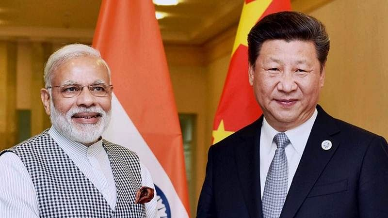 Modi, Xi show signs of limited thaw