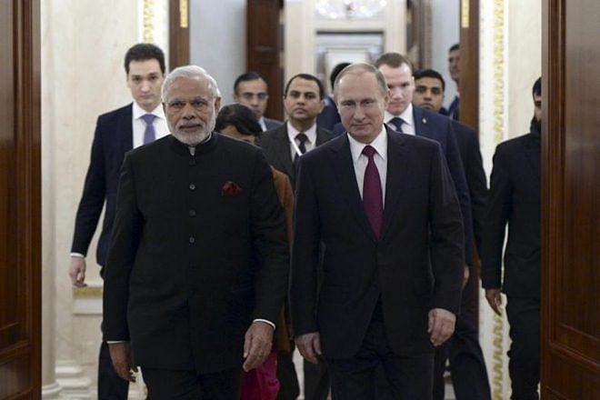 India extends USD 1 bn LOC for development of Russia's Far East