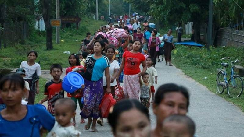 Myanmar troops gang-raped Rohingya women and girls: HRW