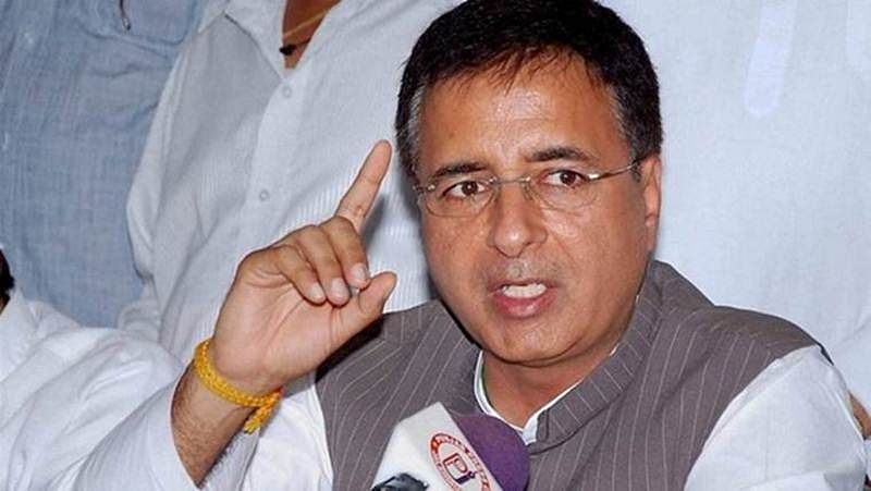 BJP 'champion' in taking away tribal lands and handing them over to businessmen: Congress