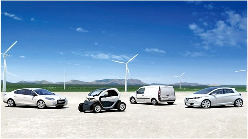 Renault Chennai R&D facility to develop electric cars for China