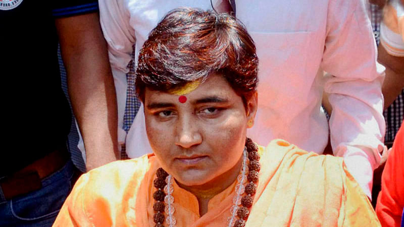 Prahlad Joshi or JP Nadda: Why does BJP have contradictory statements on Pragya Singh's Godse comment?