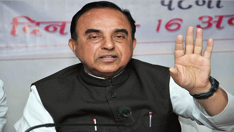 India can't go to war with Pak while 'anti-national' Kejriwal is CM: Subramanian Swamy