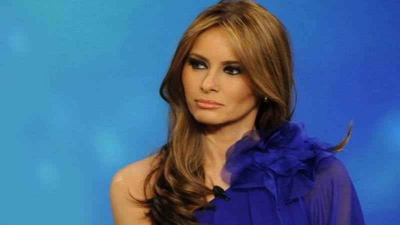 Husband's remarks on women unacceptable, offensive: Melania Trump