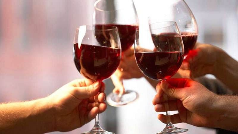 Fancy wines taste better only because it's more expensive