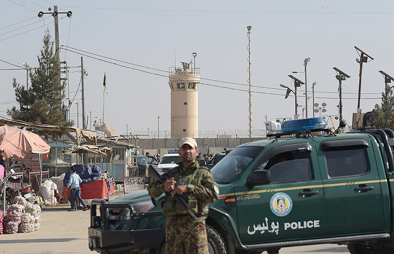 Four killed in Afghan suicide attack