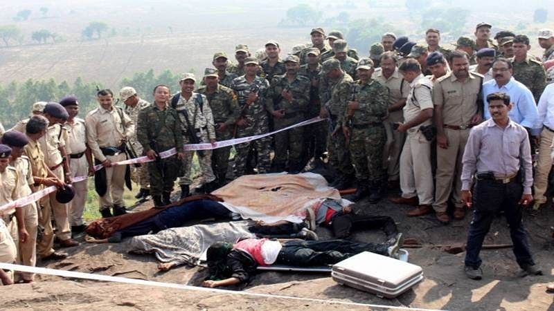 SIMI Encounter: Judicial probe commission appointed; terms of reference fixed