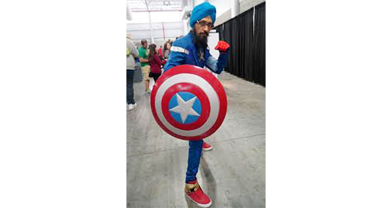 Sikh Captain America vows to fight 'bigotry' after Trump win
