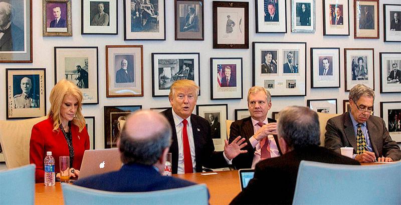 Trump's charity admits to  violating IRS self-dealing ban