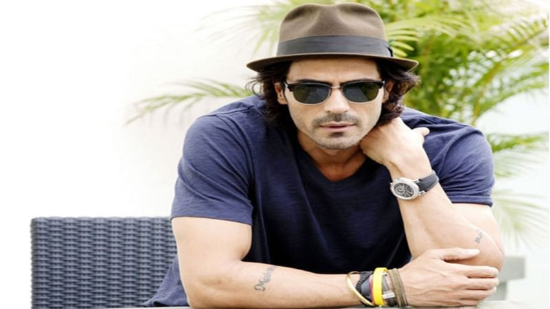 'Daddy' like a pressure cooker, says Arjun Rampal