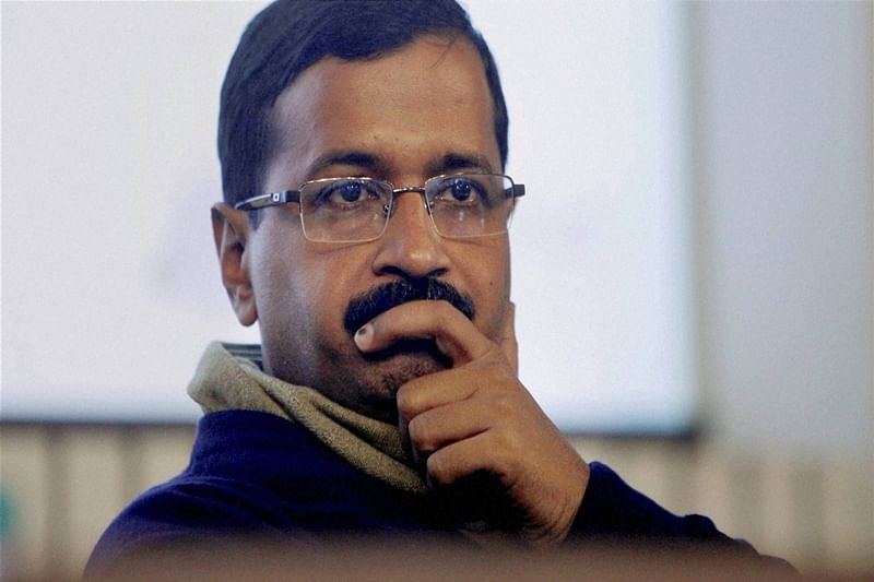 Arvind Kejriwal blames PM Modi's vendetta politics for raids on Yogendra Yadav's kin