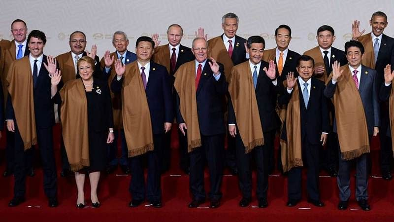 Asia-Pacific summit closes with call to work for free trade