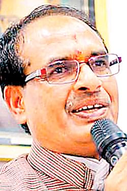 Fire at wedding venue: CM Shivraj Singh meets affected family in hospital in Bhopal