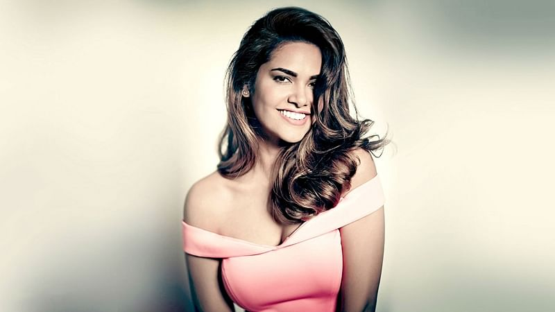 Esha Gupta is in the news again, but this time not for her sensational photos. Find out why
