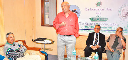 Indore: Four day basic course in ornithology course begins
