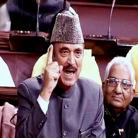 Triple Talaq Bill passed: Ghulam Nabi Azad alleges government kept opposition in the dark