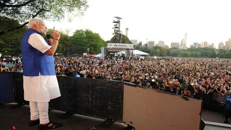 Mumbai: PM Modi to address Global Citizen Festival at 1940 hours