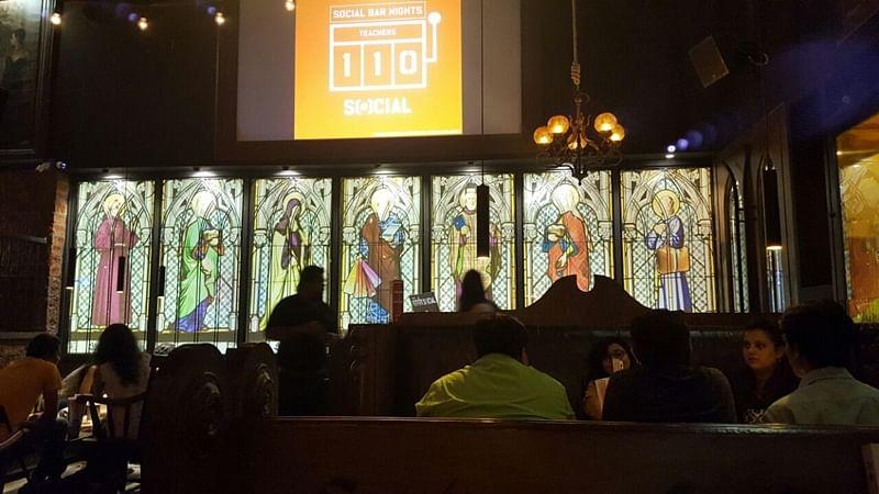 Goregaon Social in soup over offensive Christian decor, apologizes