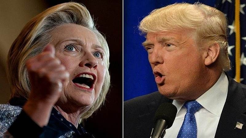 What happens if Trump or Hillary fail to get a clear majority?