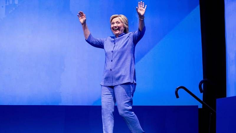 Hillary Clinton has 65 per cent chance of winning election: Poll