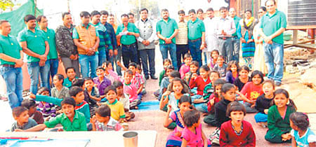 Indore: They form 'Vijay' to give new lease of life to needy