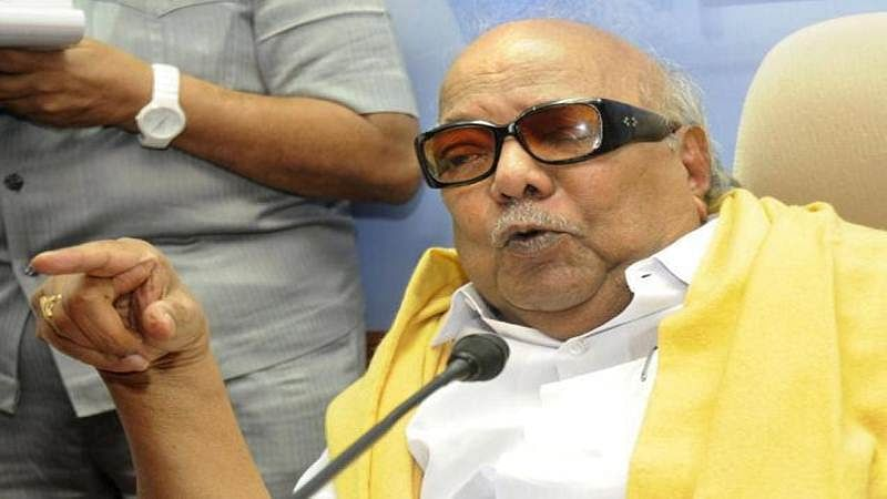 DMK to stage human chain protest on November 24
