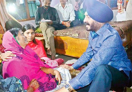 Probe jailbreak, not encounter: Maninderjeet Singh Bitta