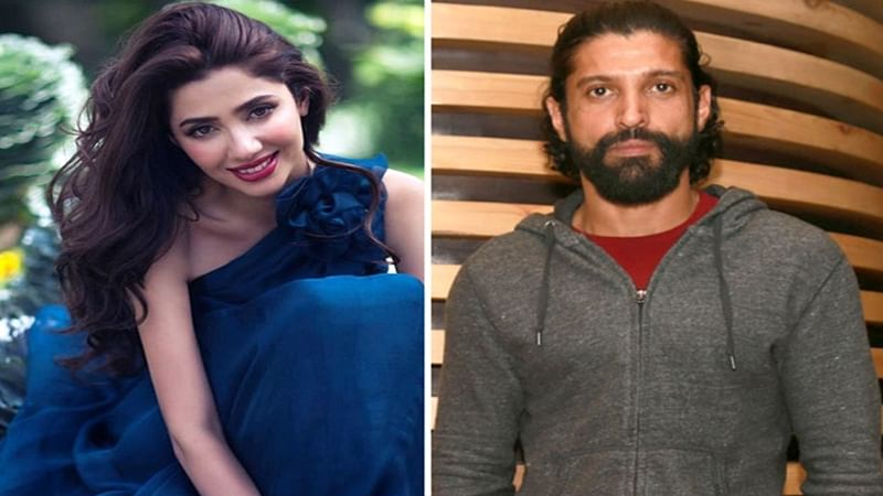 'Mahira Khan stays in Raees', says Farhan Akhtar