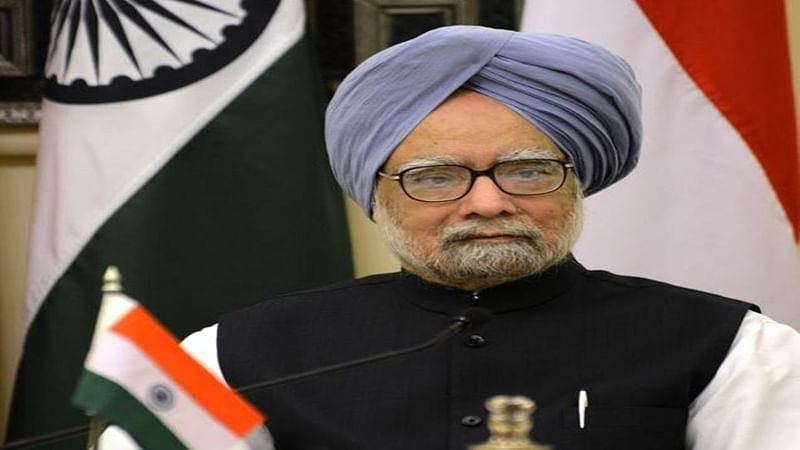 Manmohan Singh in Gujarat: Tax terrorism eroded confidence of Indian businesses