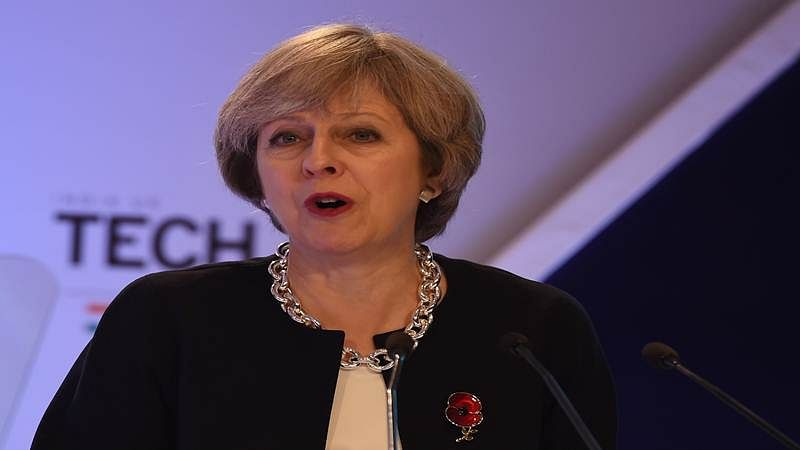 ISIS has been crushed in Iraq and Syria: May