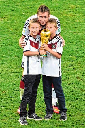 'Miroslav Klose' call!