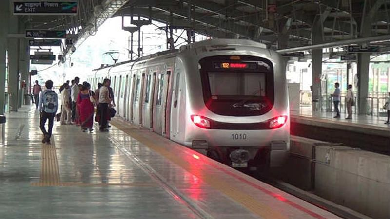 Now you can bid to add your companies Brand Name to Mumbai's Metro Stations