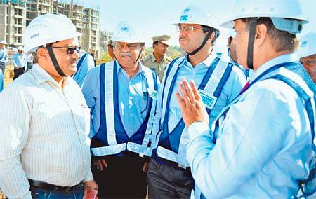 Bhopal: NTPC CMD visits Gadarwara unit