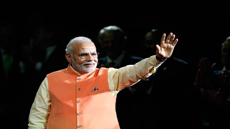 Modi blasts Oppn for Parl stalling