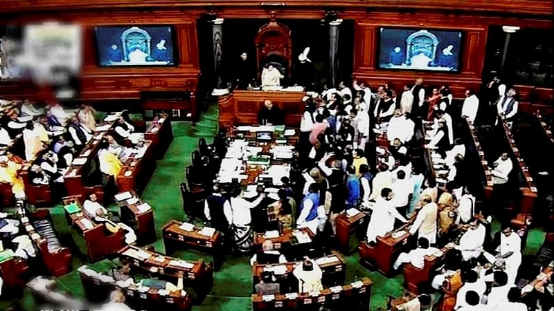 Demonetisation: Anxious Opposition in Parliament vs firefighting government