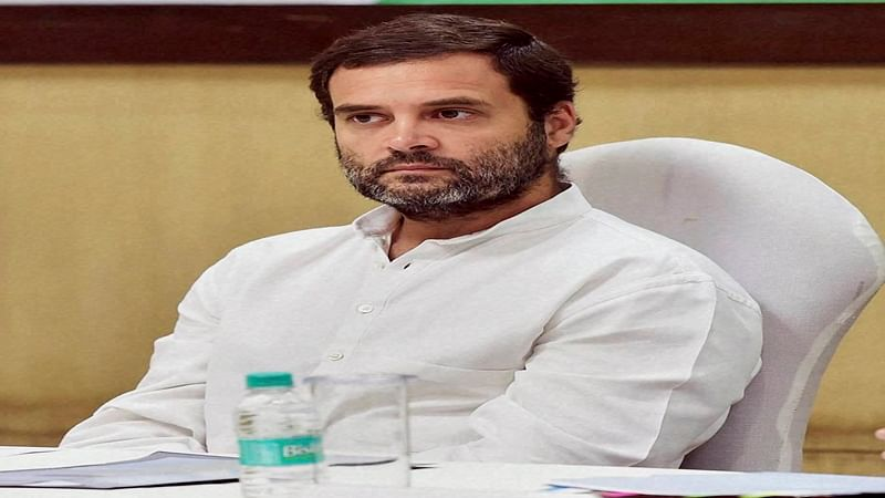 Rahul Gandhi heads CWC meeting after Sonia Gandhi skips due to health