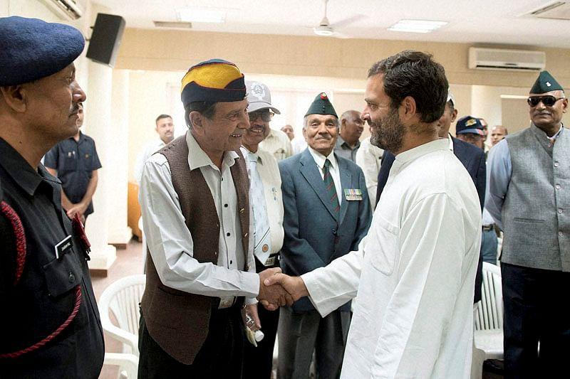 Narendra Modi betrayed soldiers on OROP, says Rahul Gandhi